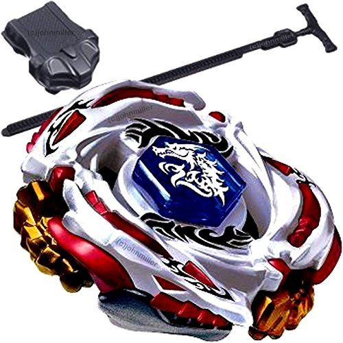 Meteo L-Drago LW105LF Metal Masters Beyblade STARTER SET w/ Launcher & Ripcord - USA SHIP by Rapidity