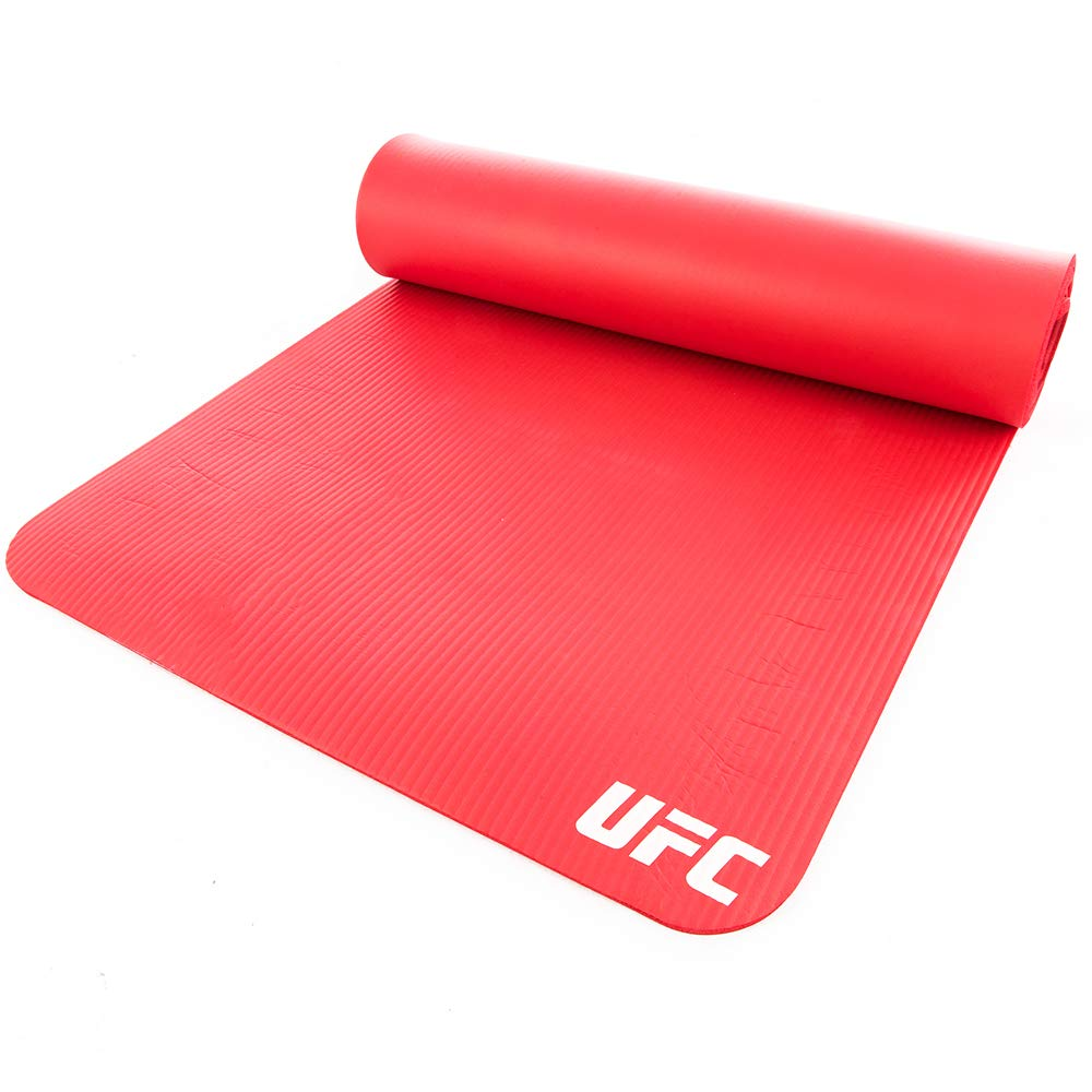 Amazon.com: UFC - Alfombrilla de entrenamiento, color rojo ...
