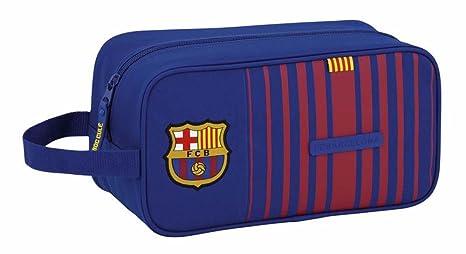 Safta Futbol Club Barcelona 811729682 Bolsa para Zapatos ...