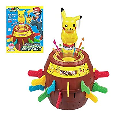 Pokemon Pikachu Roulette Board Games 24 of the Pop up Excited