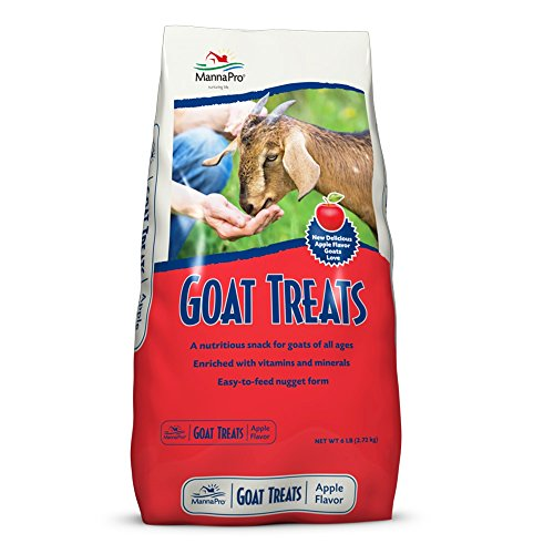 Image of Manna Pro Goat Treats, Apple, 6 Lb