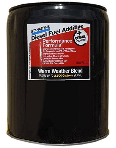 Stanadyne Performance Formula Warm Weather Blend - 5 Gallon Pail by Stanadyne