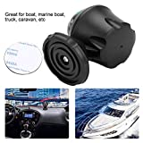 Roadiress Boat Compass, Black Electronic Adjustable