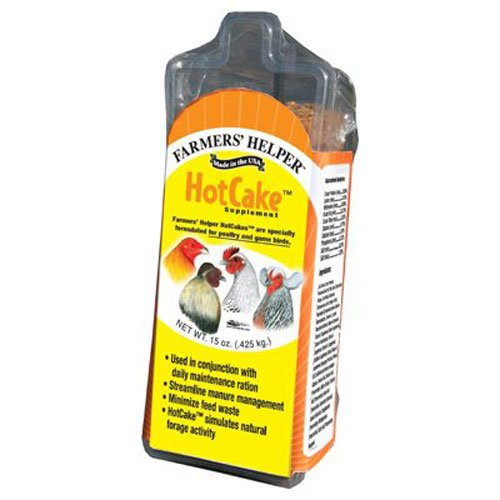 Feed Cake (Bird Products/Food Hot Cake, Small)