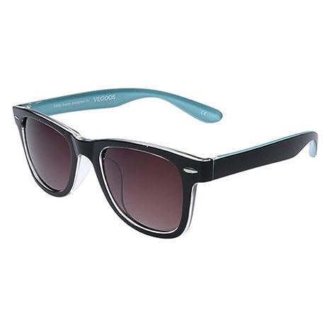 YSA Gafas de Sol Hombre y Mujer Gafas de Sol Gafas de ...