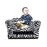 KEET Wave Kid's Chair, Zebra For Sale