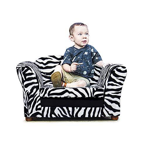 (KEET Wave Kid's Chair, Zebra)
