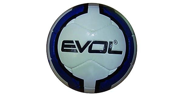 Evol, balón de fútbol – Domain), color azul, talla: 3: Amazon.es ...