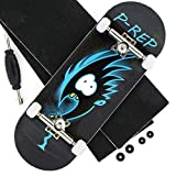 Peoples Republic Pro Complete Wooden Fingerboard 34mm x 100mm - Fred