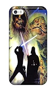 Awesome Design Star Wars Return Jedi Hard Case Cover For Iphone 5c(3D PC Soft Case)
