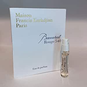 Maison Francis Kurkdjian BACCARAT ROUGE 540 EDP 2ml Vial Spray With Card