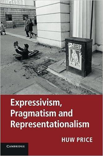 Pragmatism and Representationalism Expressivism