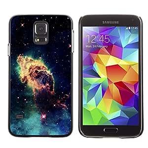 Be Good Phone Accessory // Dura Cáscara cubierta Protectora Caso Carcasa Funda de Protección para Samsung Galaxy S5 SM-G900 // Space Planet Galaxy Stars 46