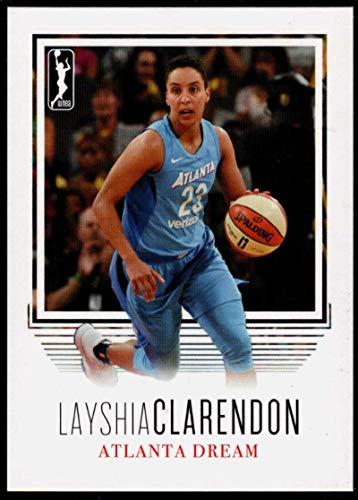 Basketball NBA 2018 Rittenhouse WNBA #5 Layshia Clarendon (Shops Clarendon)