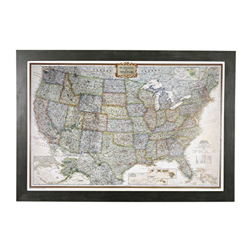 Push Pin Travel Maps Personalized