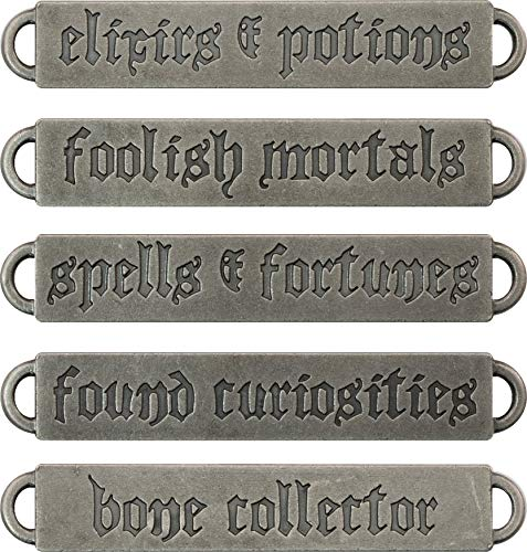 Tim Holtz TH93716 Halloween Word Bands -