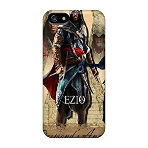 Iphone High Quality Tpu Case/ Legendary Assassins Case Cover For Iphone 5/5s