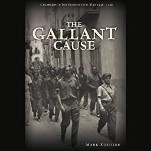 The Gallant Cause Audiobook
