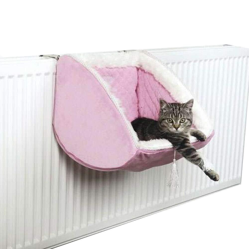 EQT-TEC - Cesta para Gatos, para radiador, Gato, Cesta, Cama para ...