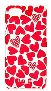Kate Spade New York Scattered Hearts iPhone 7 Case, Multi, iPhone 7