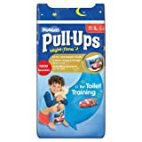 Huggies Pull Ups Night Time Potty Training Pants for Boys , Large - 10 Pants Total