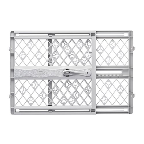 North States Pet MyPet Paws Portable Pet Gate fits Openings 26' to 42' Wide