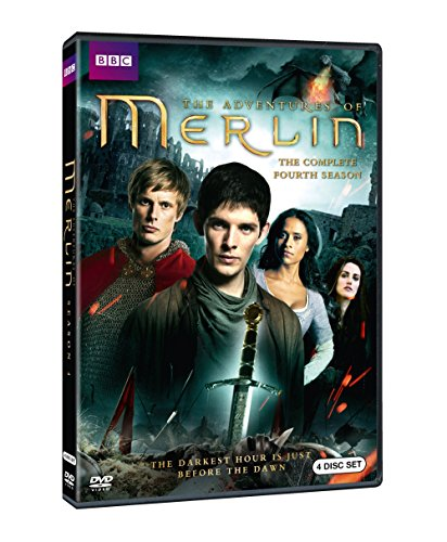 Merlin: The Complete Fourth Season (Boxed Set, Widescreen, 4PC)