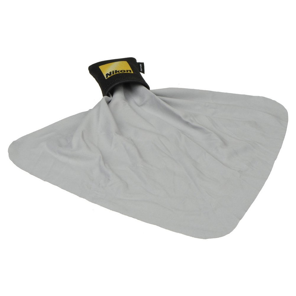 Nikon Micro Fiber Cleaning Cloth, Large 16142 by Nikon