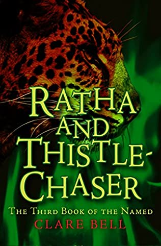 book cover of Ratha and Thistle-Chaser