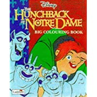 Hunchback of Notre Dame: Big Colouring Book (Disney: Classic Films)