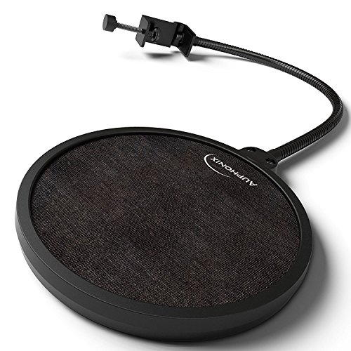 Premium 6-inch Pop Filter For Blue Yeti Microphone by Auphonix - Image 8