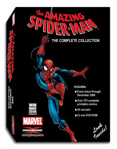 The Amazing Spider-Man: The Complete Collection by GIT Corp