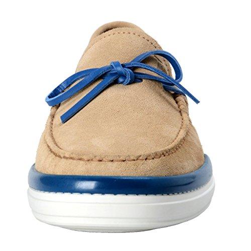 Tods Hombres Multicolor Zapatos De Barco De Cuero Multicolor