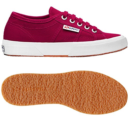 Le Superga - 2750-plus Cotu - Cerise - 41