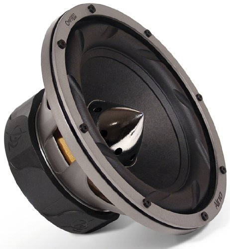 Oxygen Audio AIR10.2 10 inch. Subwoofer, 300 Watts, Dual Voice Coil (O2 AIR10.2) by Unknown