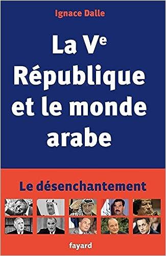 La Ve République et le monde arabe pdf