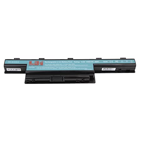 Amazon.com: LB1 High Performance Laptop Battery for Acer 31CR19/65-2 AS10D31 AS10D41 AS10D51 AS10D71: Computers & Accessories