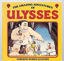 Book Amazing Adventures of Ulysses (World legends)