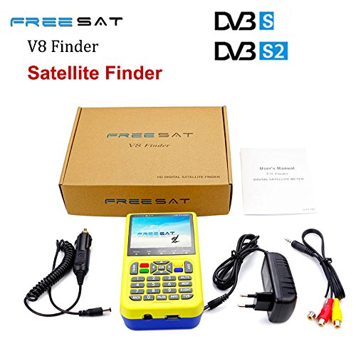 Best satellite finder v8 | The best Amazon reviews