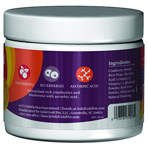 Solid-Gold-Berry-Balance-Nutritional-Supplement-Powder-for-Dogs-Cats-Natural-Cranberry-Blueberry-Flavor-All-Ages-All-Sizes-35-oz-Tub