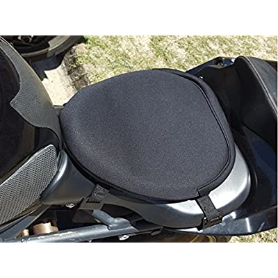 Motorcycle Gel Seat Cushion: Automotive