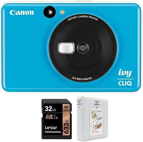 Amazon.com: Canon Ivy CLIQ - Juego de impresora de cámara ...