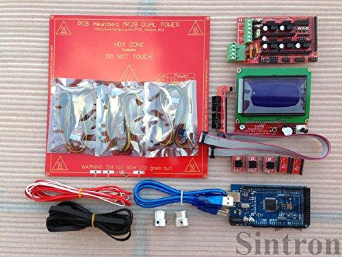 Sintron Printer Stepper Heatsink Controller