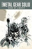 METAL GEAR SOLID OFFICIAL COMIC BOOK
