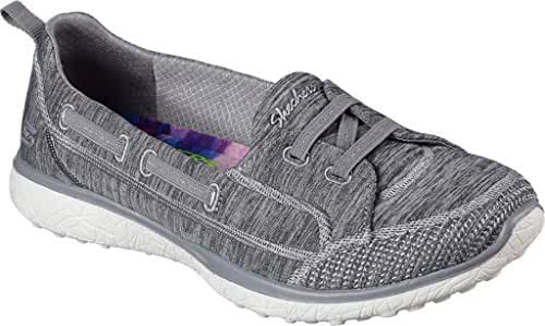 Skechers Sport Women's Microburst Topnotch Fashion Sneaker