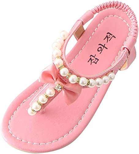 Girl/'s Youth SODA ELLIE Pink Zip Up Thongs//Sandals Dress Shoes NEW