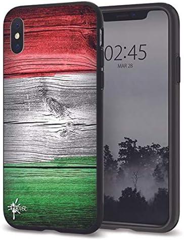 Cover per Apple iPhone 8 & 7- Inkover - Custodia in Tpu