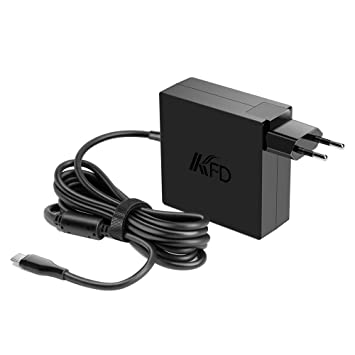 KFD 90W 20V DP USB-C Adaptador de alimentación para HP ...