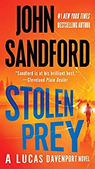 Stolen Prey (The Prey Series Book 22) by [Sandford, John]