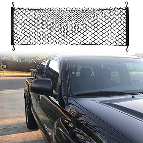 Cargo Net Stretchable Truck Net for Toyota Tacoma 2012 2013 2014 2015 2016 2017 2018